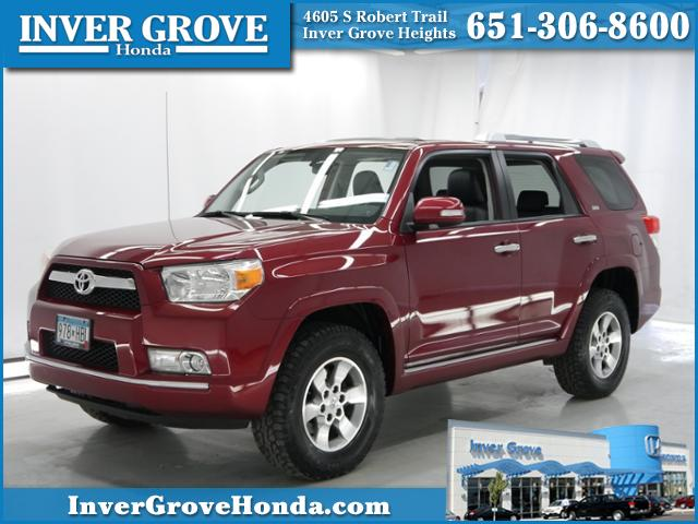 pre owned 2010 toyota 4runner sr5 for sale inver grove heights mn st paul minneapolis mn. Black Bedroom Furniture Sets. Home Design Ideas